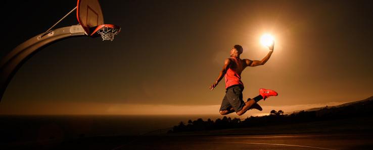 кроссовки для баскетбола