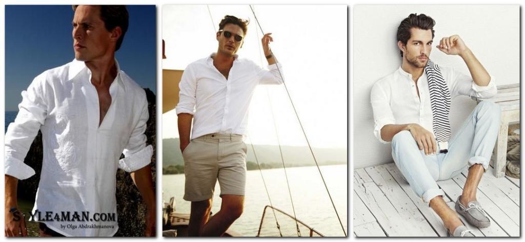рубашки с коротким рукавом мужские приталенные
