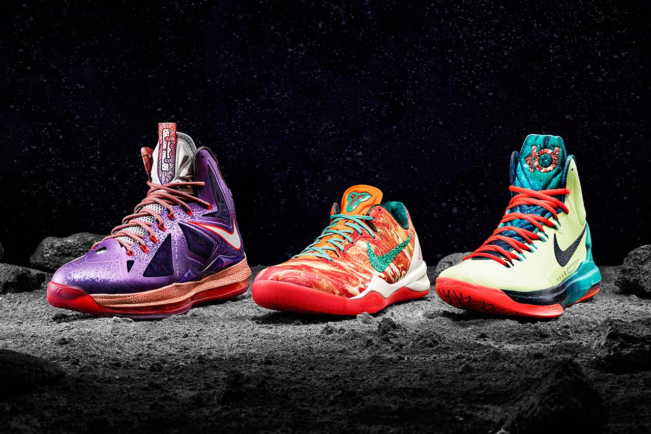 26397ae3 Кроссовки для баскетбола Nike - обзор лучших моделей