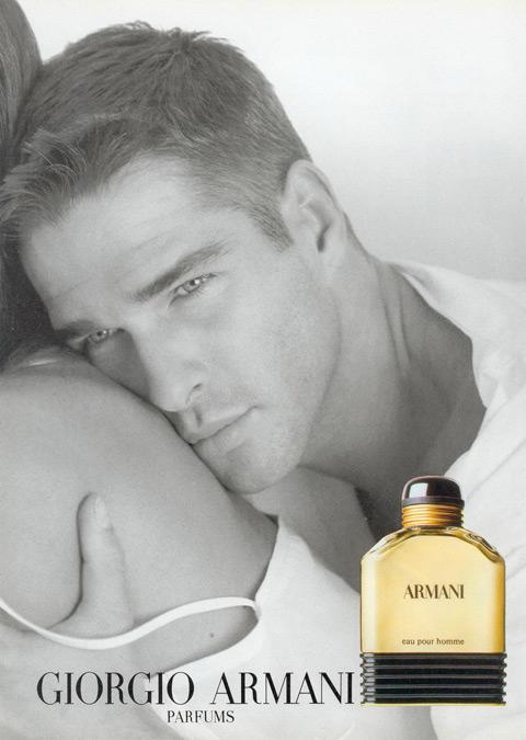 армани мужские ароматы