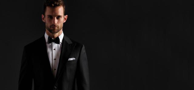 дресс код black tie