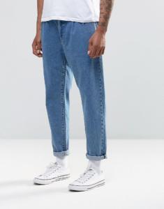 джинсы в обтяжку