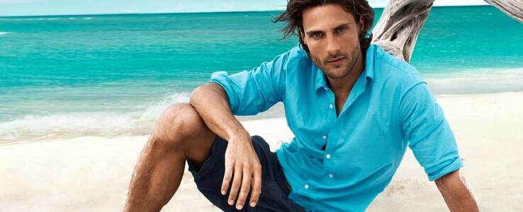 как правильно носить мужские шорты