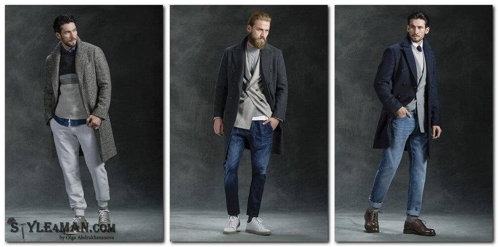 af7bded8eab Пальто из кашемира для мужчин осень-зима 2018 - 5 модных тренда