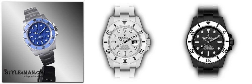 мужские часы модные 2016