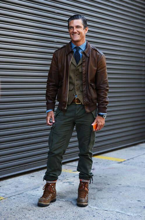 брюки карго мужские