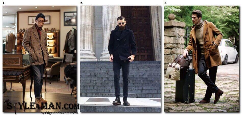 как выбрать мужские ботинки дерби