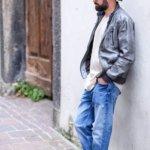 обувь к джинсам мужская