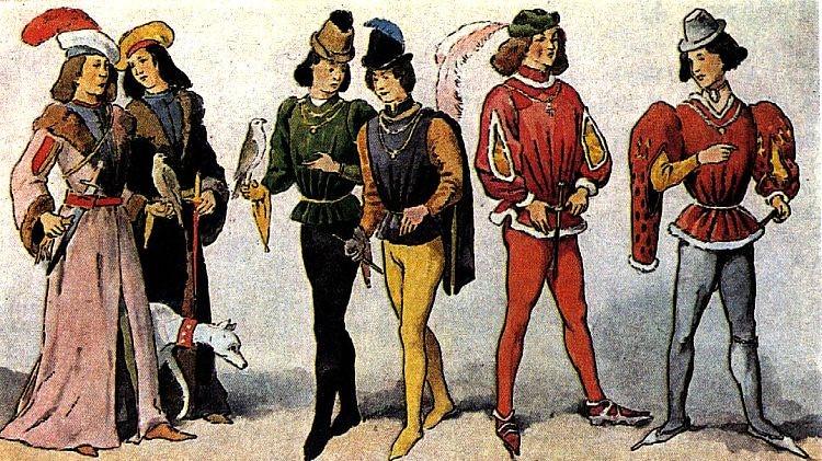 Готический стиль в одежде для мужчин и женщин - история и современность