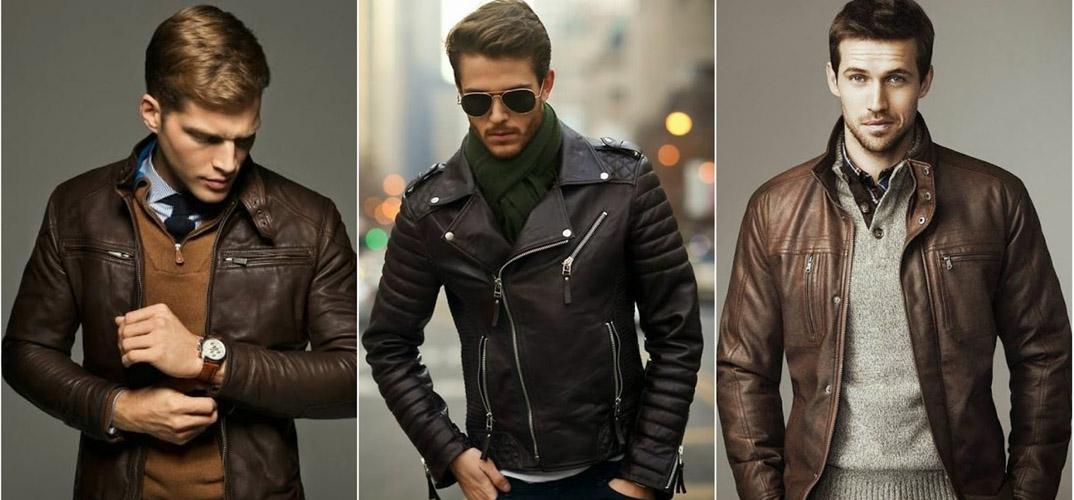 Мужские кожаные куртки (2) (1)