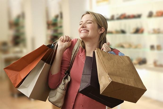 Акции к 8 марта в ювелирных магазинах