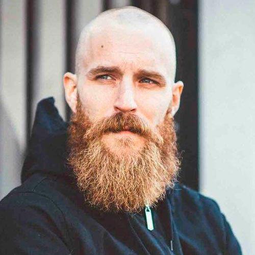 гарибальди борода