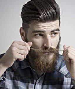 стрижки бороды и усов