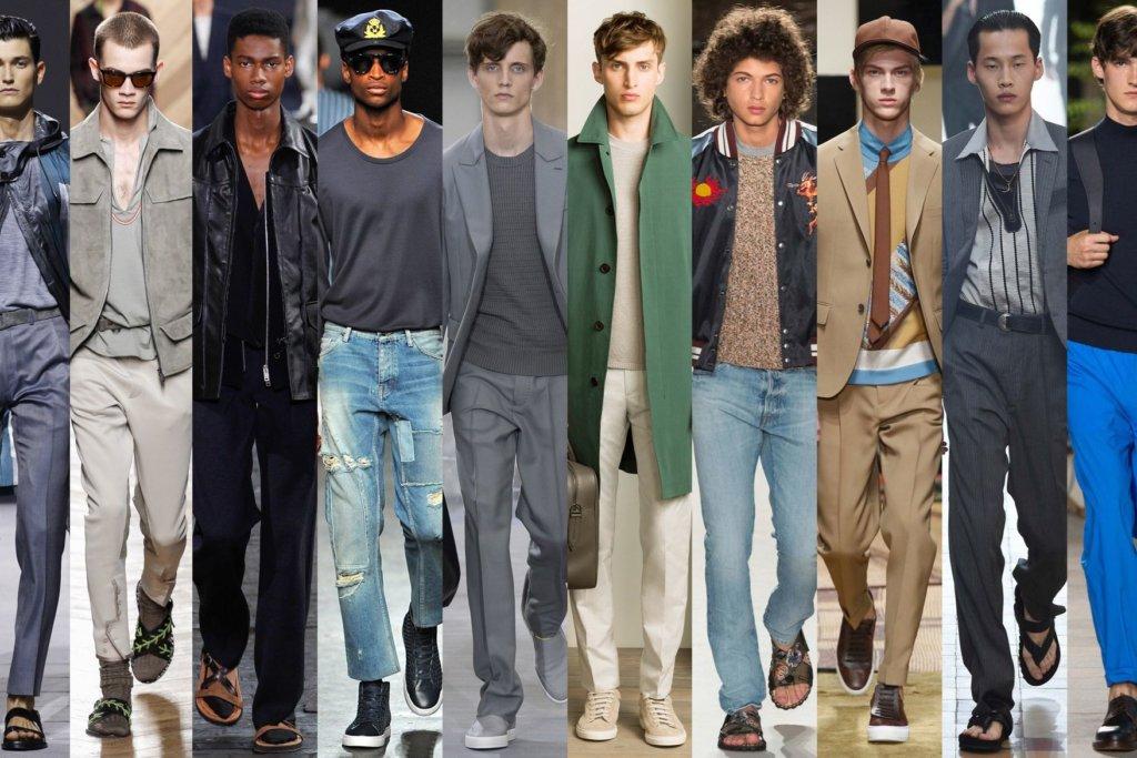Мужская мода весна лето 2018 - тренды, тенденции, фото 7d6f76737cb