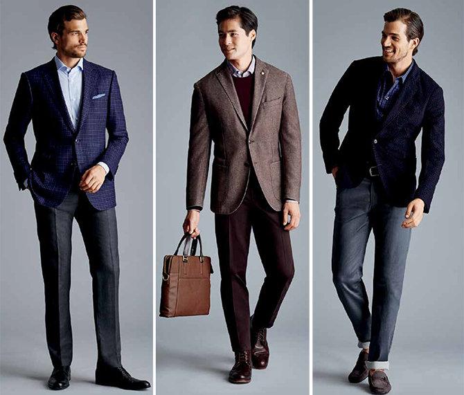 модные мужские пиджаки