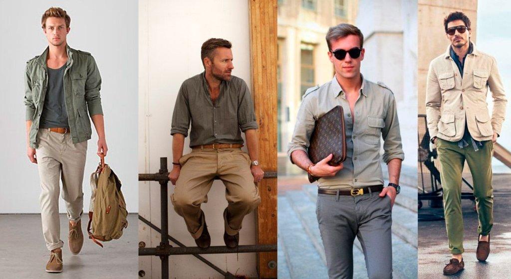 мужская мода весна лето 2017 показы