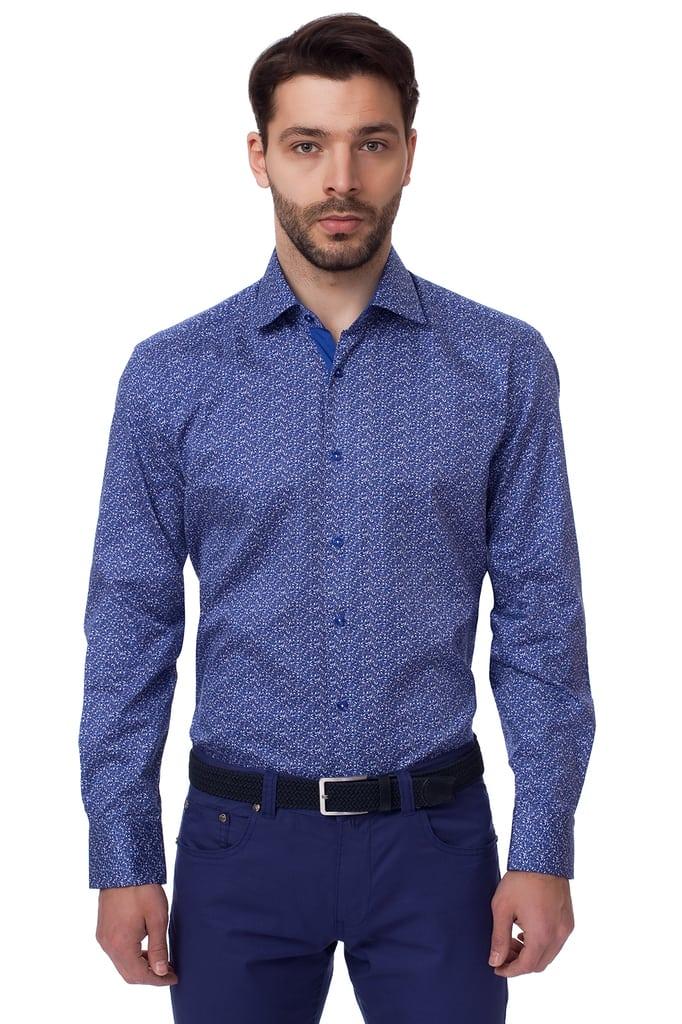 Мужская рубашка из хлопка KANZLER Мужская рубашка из хлопка KANZLER