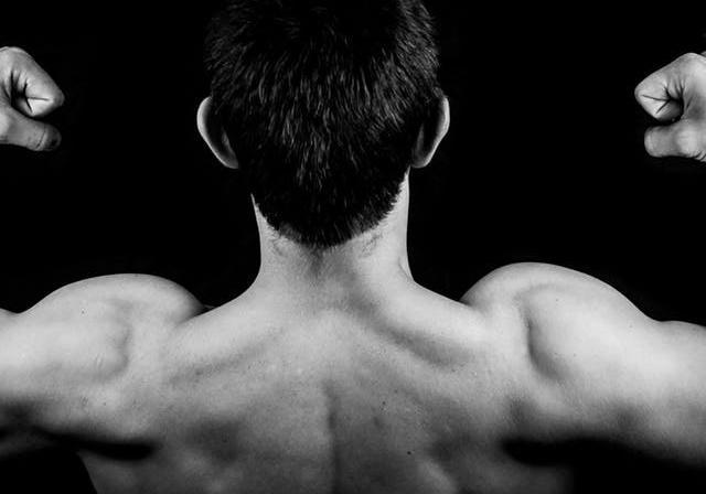 упражнения со штангой на спину