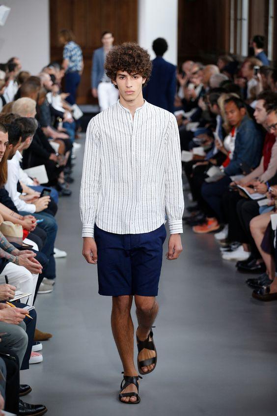 Мужские рубашки модные в этом году