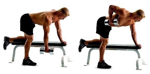 упражнения в тренажерном зале для спины