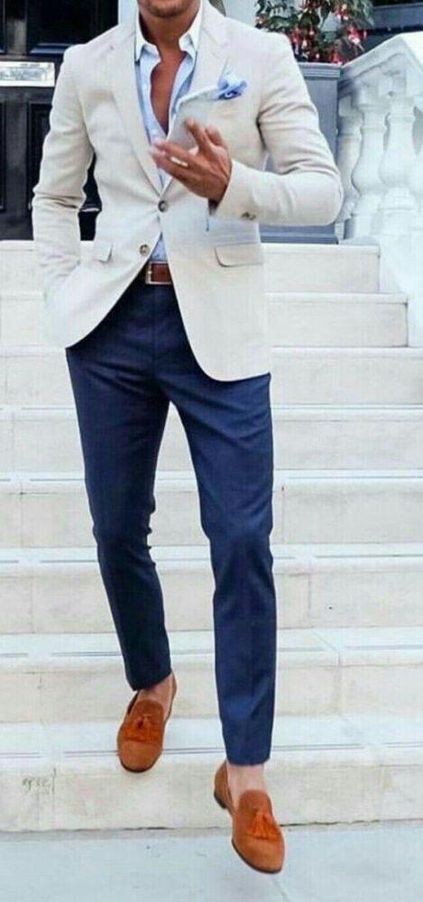 c04e7e97 С чем носить коричневые мужские туфли и ботинки (фото)