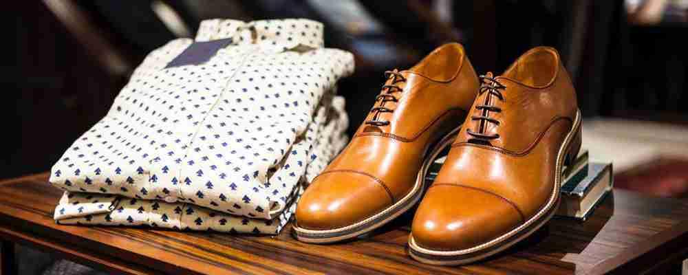 тренды мужской обуви