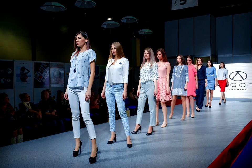 Международная выставка моды Central Asia Fashion - красота стильных тенденций мира