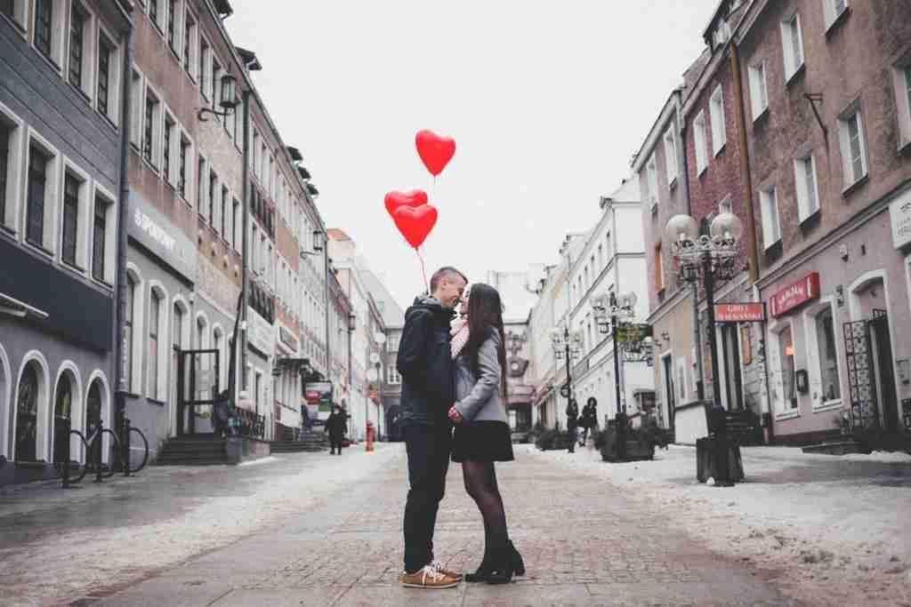 как научиться целоваться
