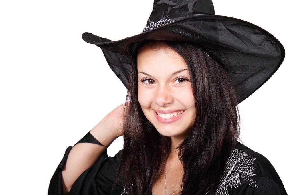 костюм ведьмы