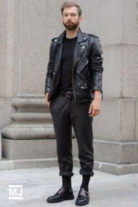 косуха куртка для мужчины стильная