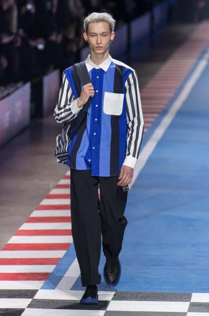 Заключительная коллекция Tommy x Gigi на миланской Неделе моды