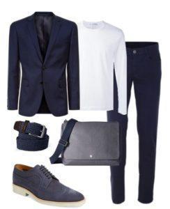Модный и стильный костюм для мужчин 10,03