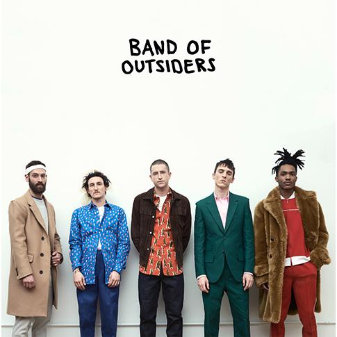 магазин BAND OF OUTSIDERS