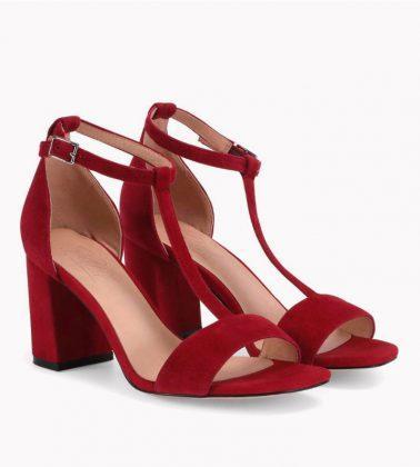 женская стильная обувь эконика