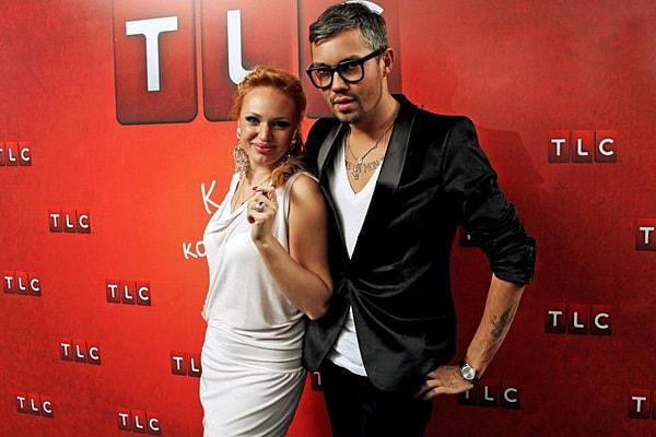 Стилист Александр Рогов и его жена – проверяем слухи о бракосочетании