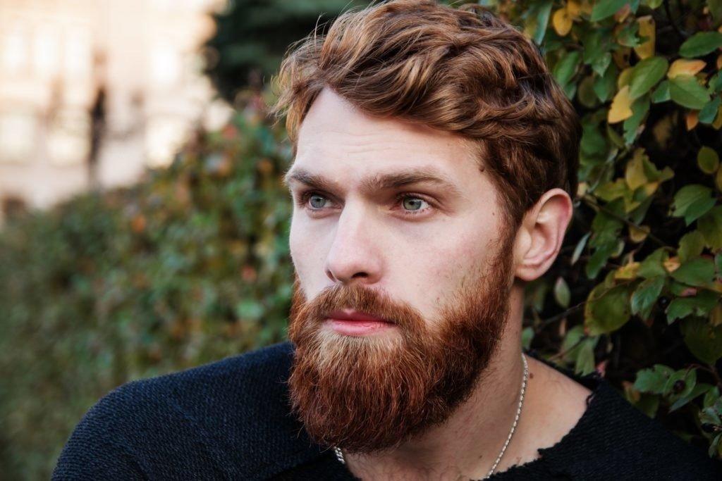 борода это модно