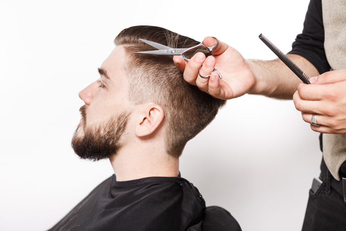 Жесткие мужские волосы - советы по уходу, выбору стрижки, основные ошибки