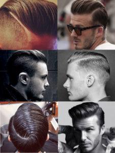 мужские прически для жестких волос