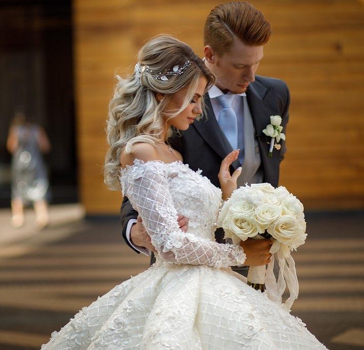 свадьба внука пугачевой