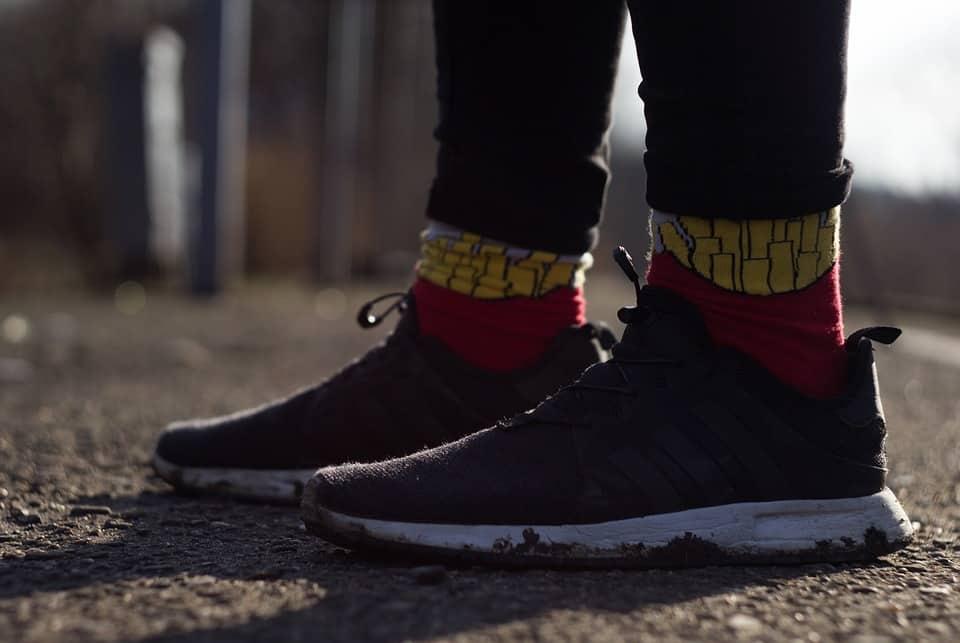 толщина красных носков