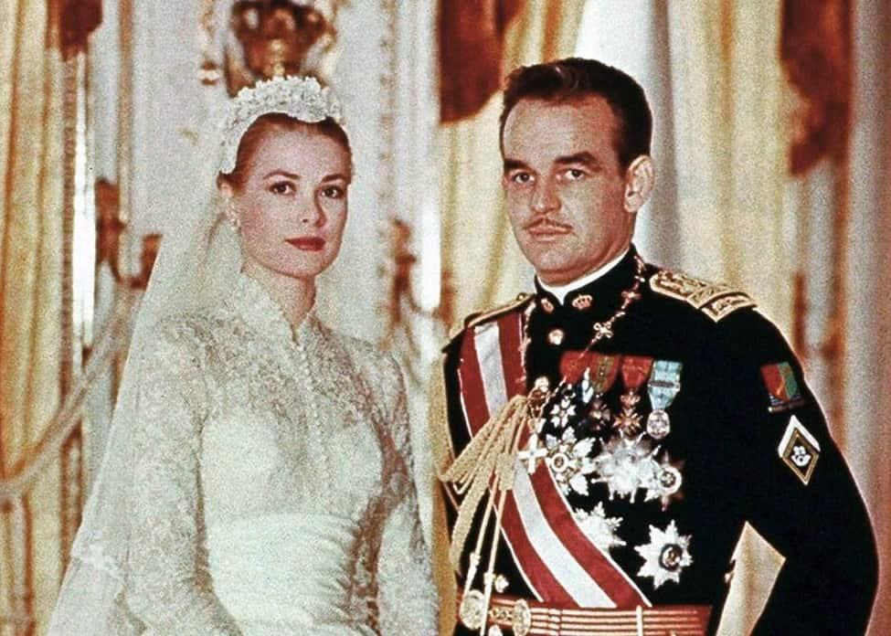 Грейс Келли и принц Ренье