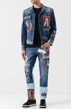 брюки от дизайнера