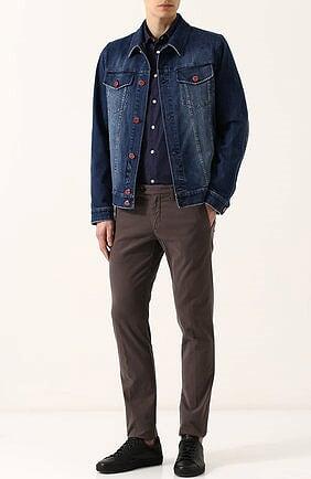 Китон коллекция мужской одежды