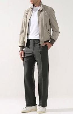 мужские брюки в стиле кежуал