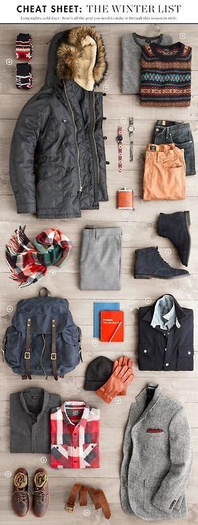 Куртки парки как и с чем носить