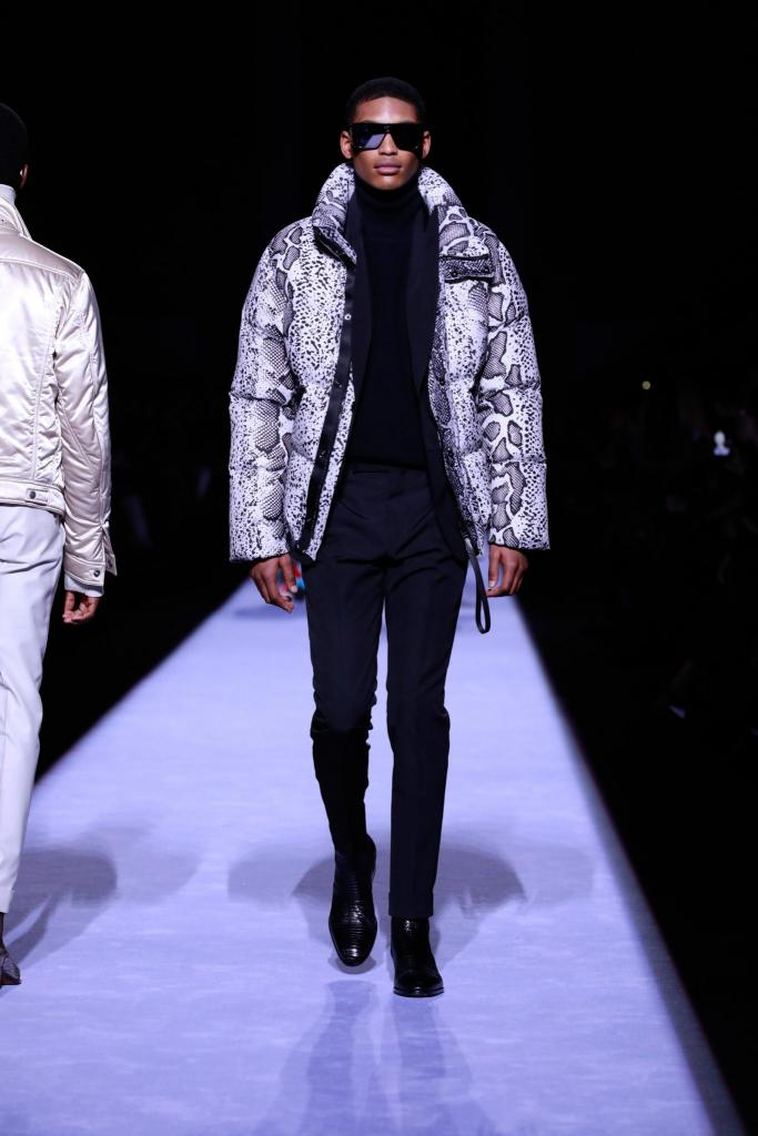 Модные в 2018 году мужские зимние крутки