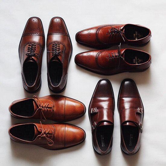модная мужская обувь 2018-2019