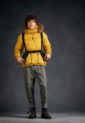 Зимние куртки парки