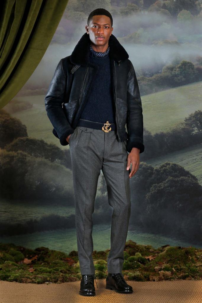 RALPH LAUREN мужская куртка