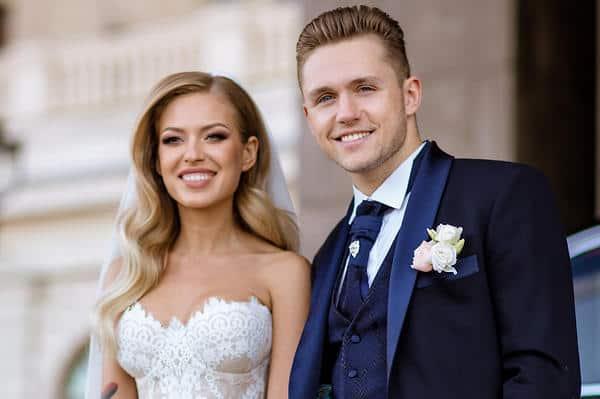 Свадьба Риты Дакоты и Влада Соколовского